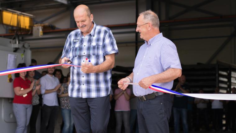 Darko Paviša i Frane Franičević