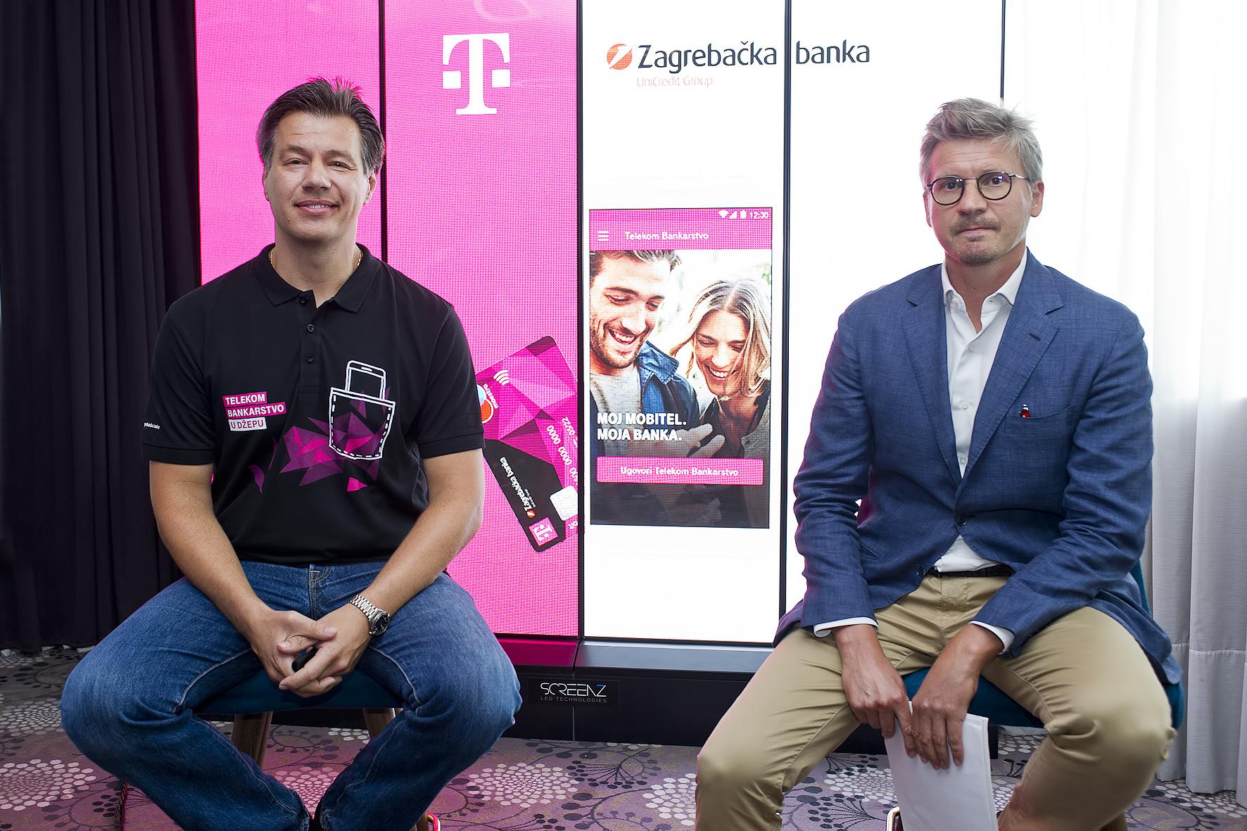 Goran Lončarić i Luka Tomašković