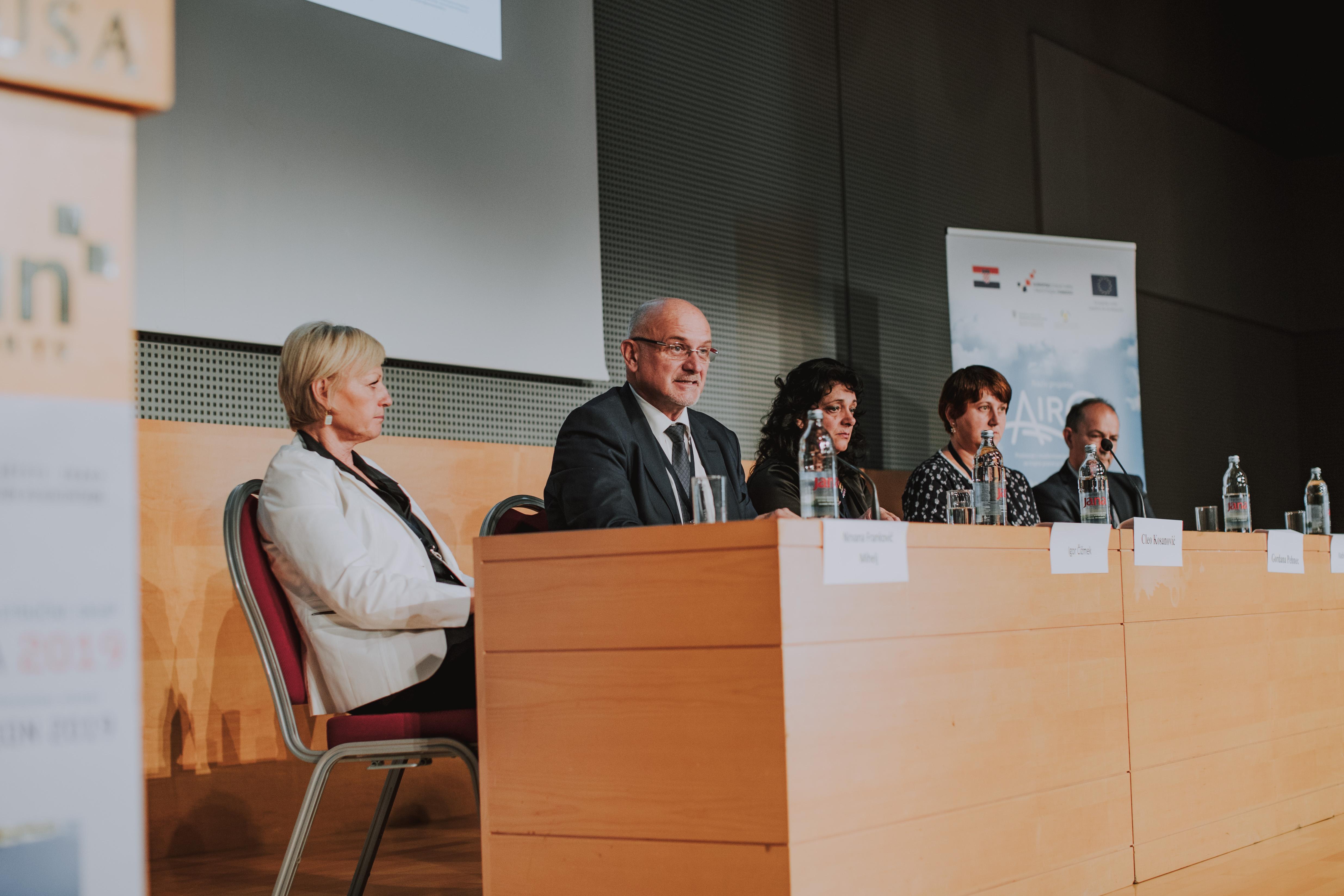 Nirvana Frankovic Mihelj, Igor Cizmek, Cleo Kosanovic, Gordana Pehnec, Vladimir Jelavic