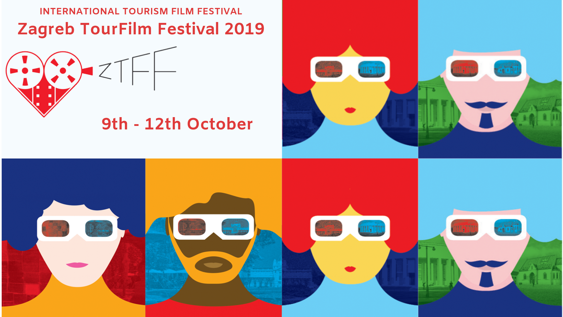 ZAGREB TOURFILM FESTIVAL 2019