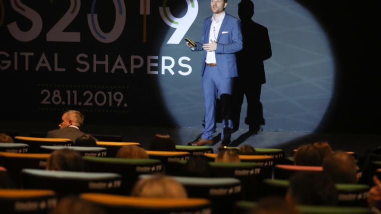 Konferencija Digital Shapers. Foto:Tobias Schiwek Marko Todorov / CROPIX