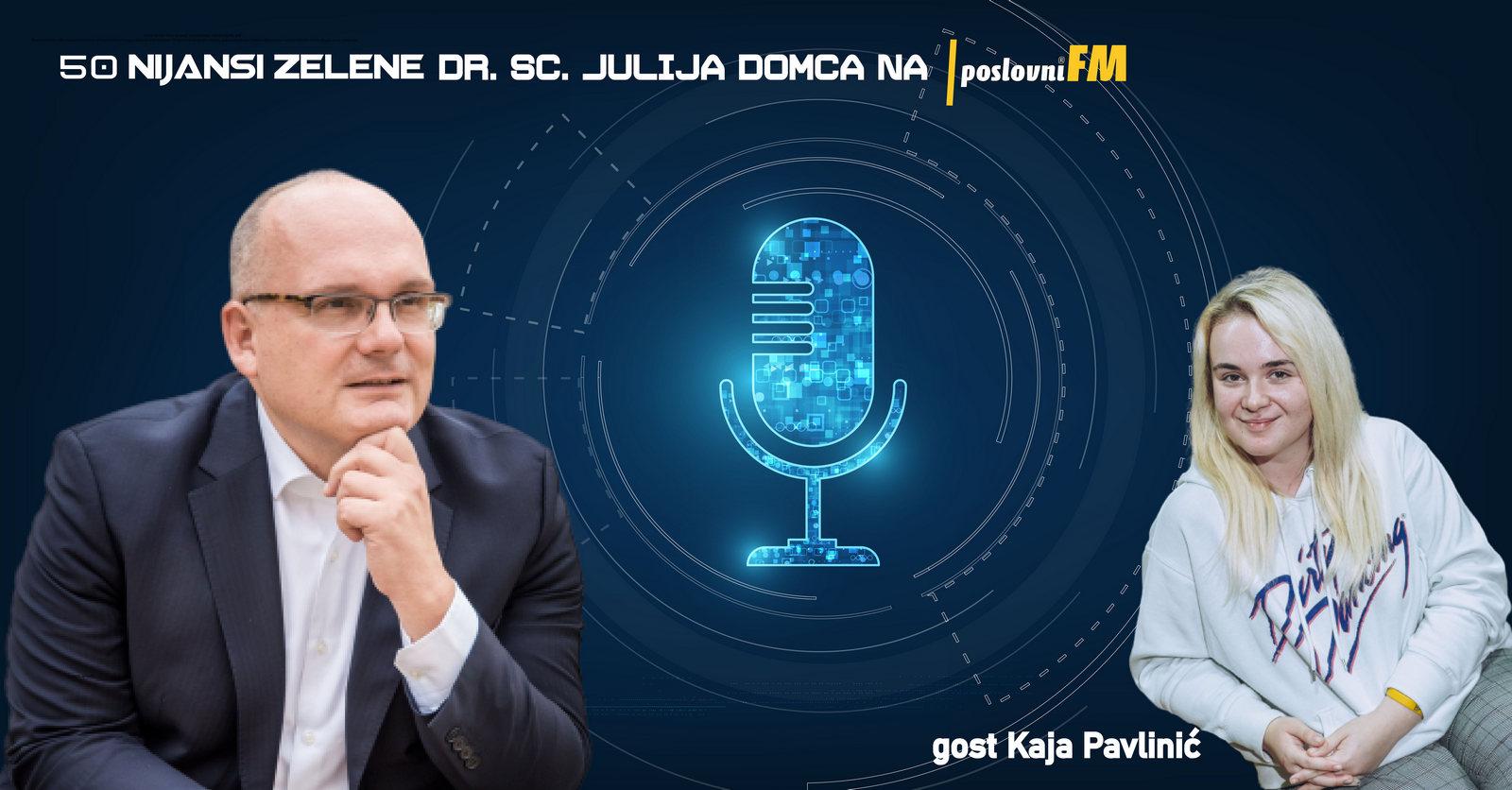 RADIO SHOW-S GOSTOM Kaja Pavlinić-01-2