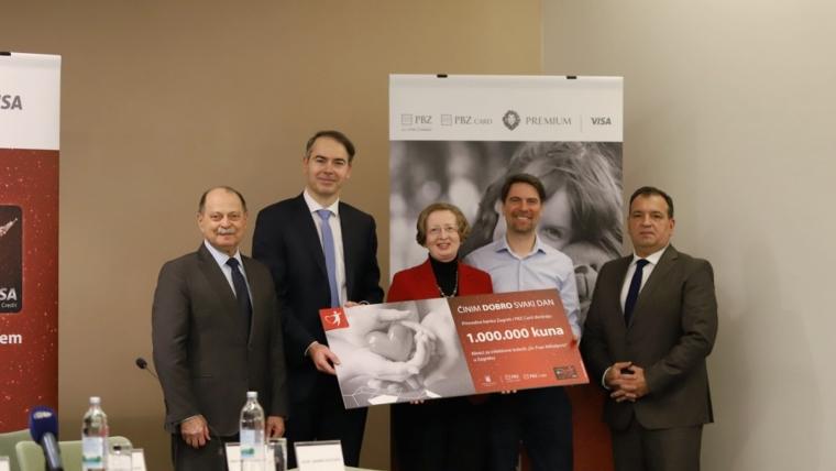 PBZ donacija Klinici za infektivne bolesti Dr. Fran Mihaljević