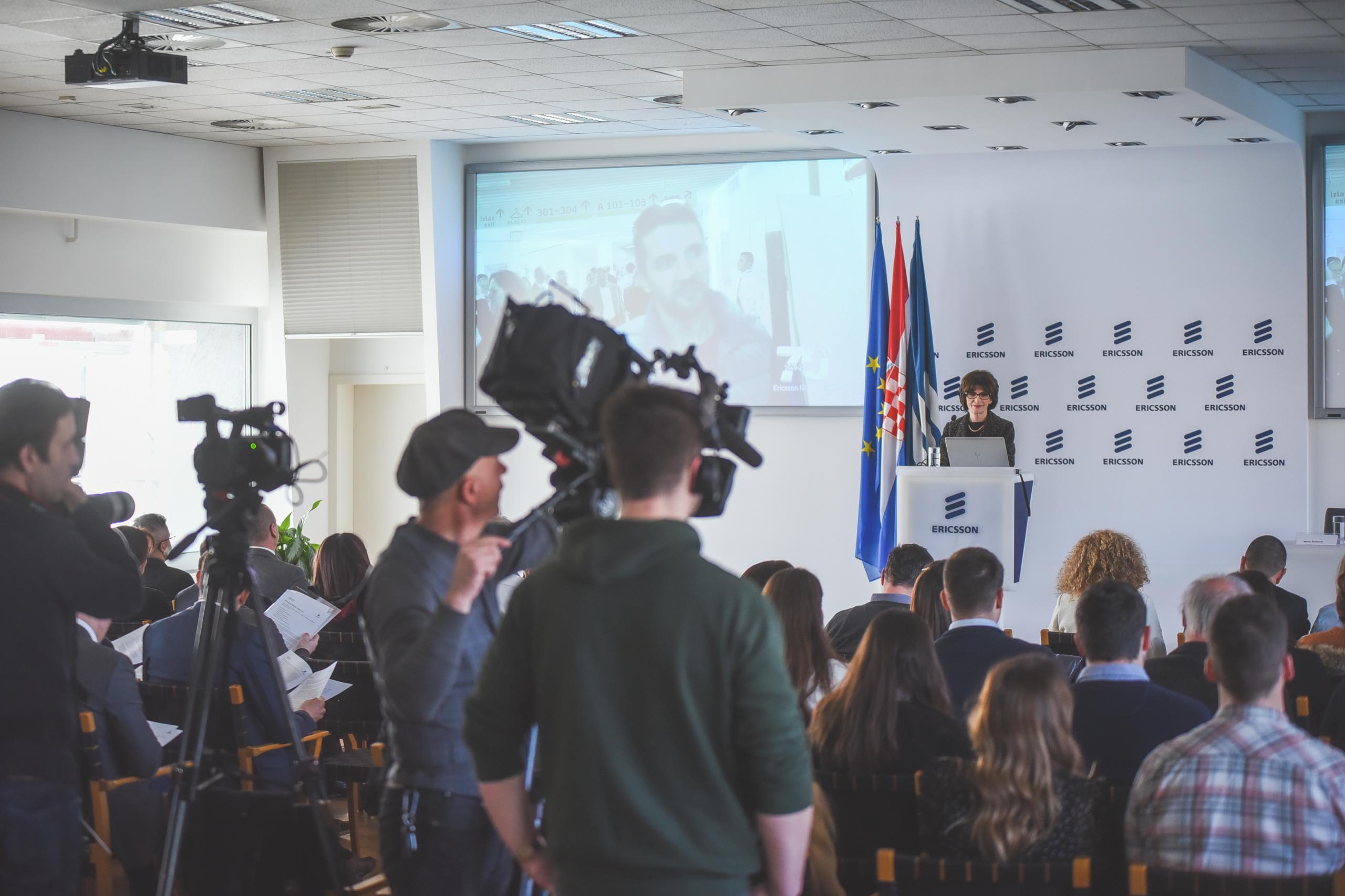 Press konferencija ENT