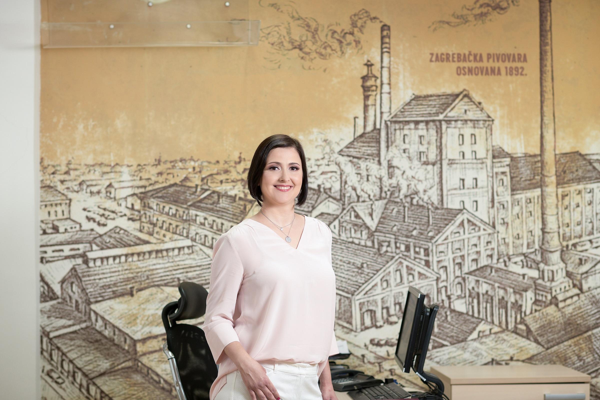 Alina Ružić, direktorica za pravne i korporativne poslove za Hrvatsku i Bosnu i Hercegovinu i članica Uprave