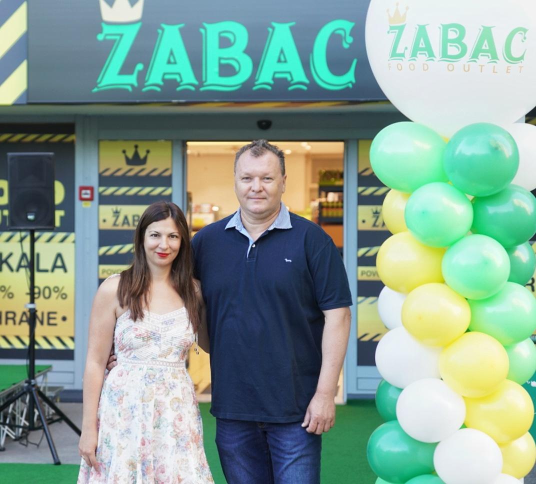 Vlasnici Maja i Mario Žamboki