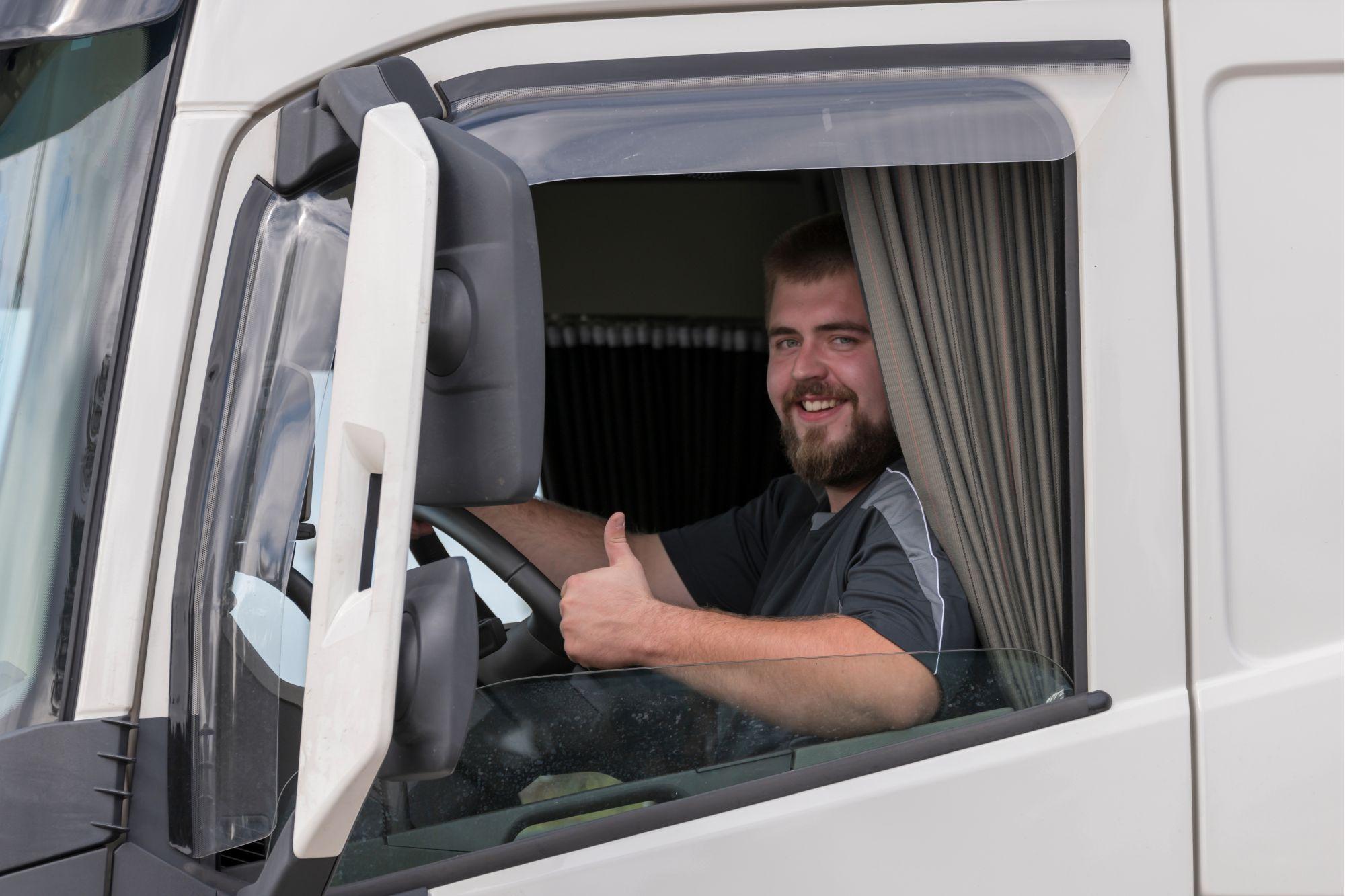 Vozac kamiona_pametni tahograf