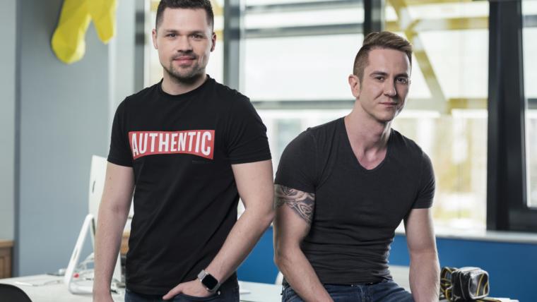 Alan Sumina i Zoran Vučinić