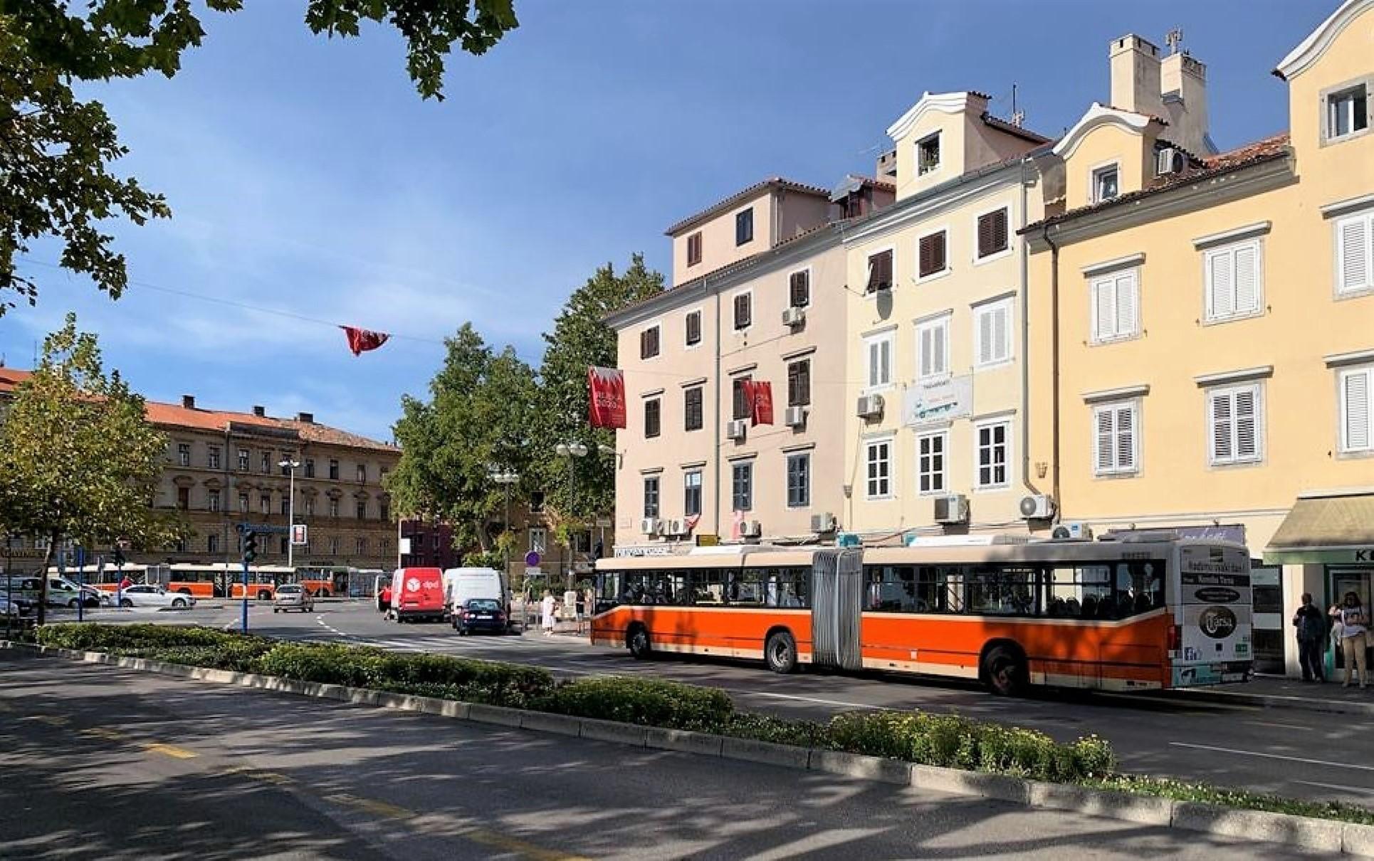 Urbani promet-Rijeka