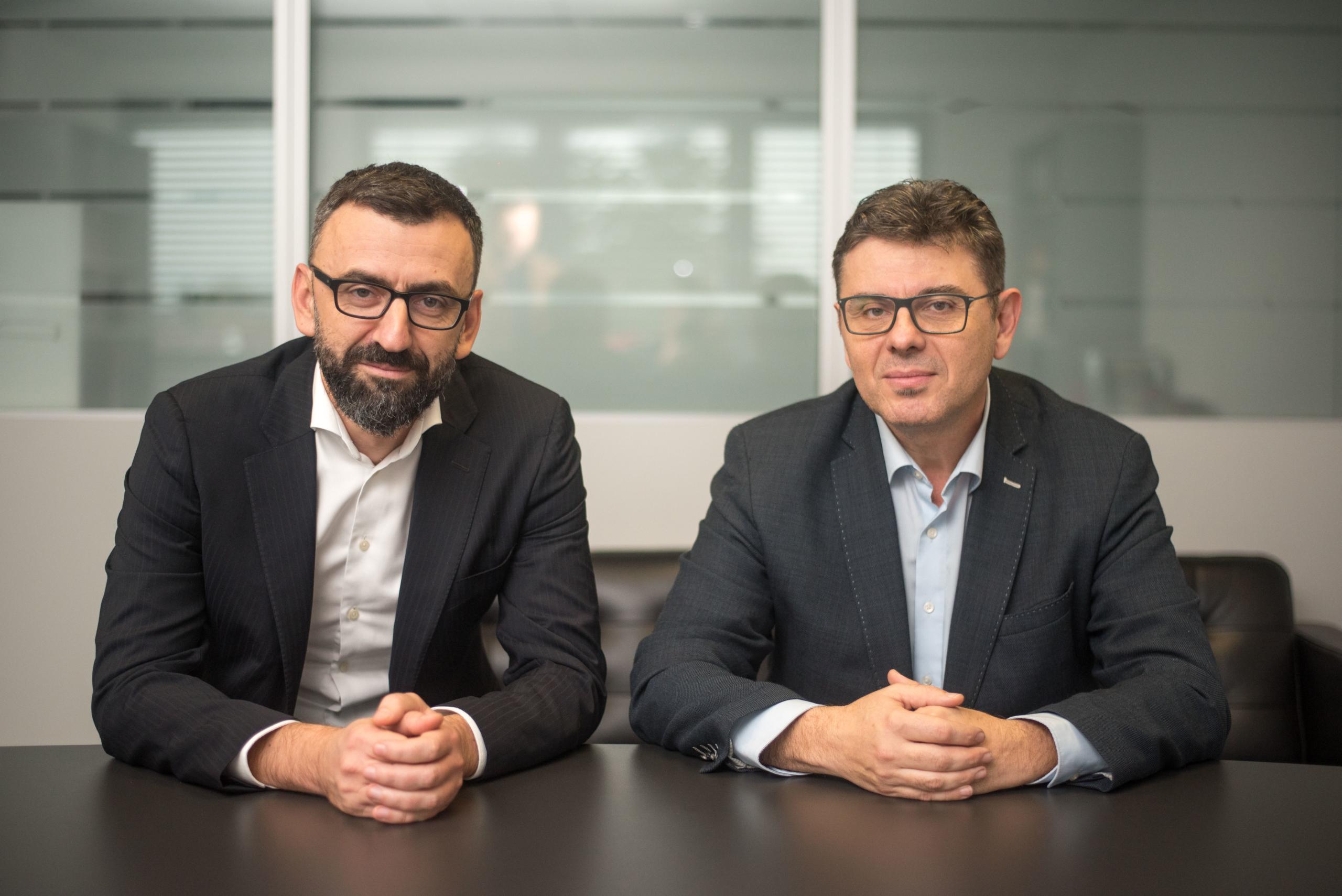 Anel Ćerimagić i Amir Bekić_Adriatic group