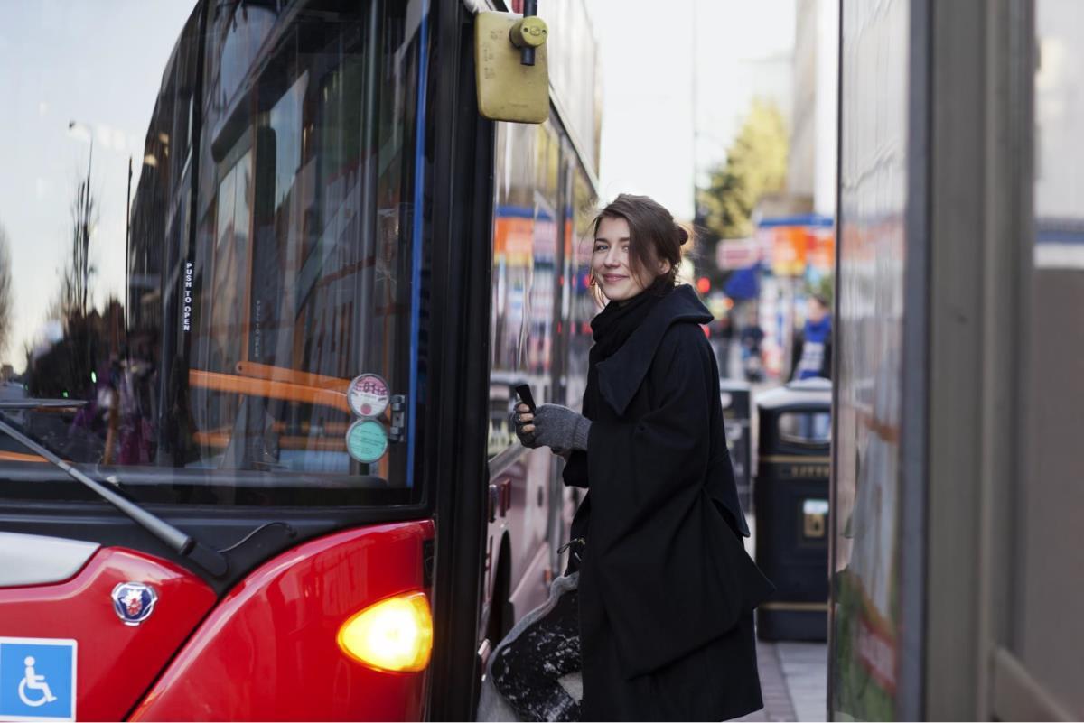 Mastercard javni prijevoz