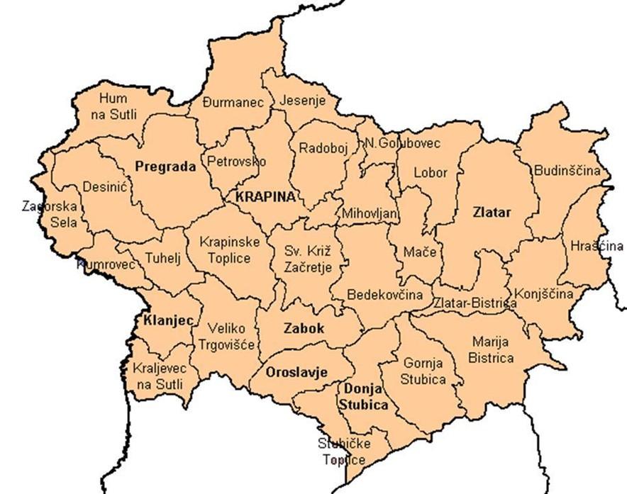 krapinsko-zagorska-zupanija-mapa