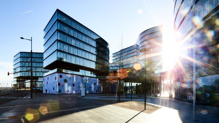 Erste bank Campus