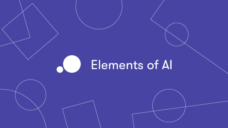 Elements of AI - vizual