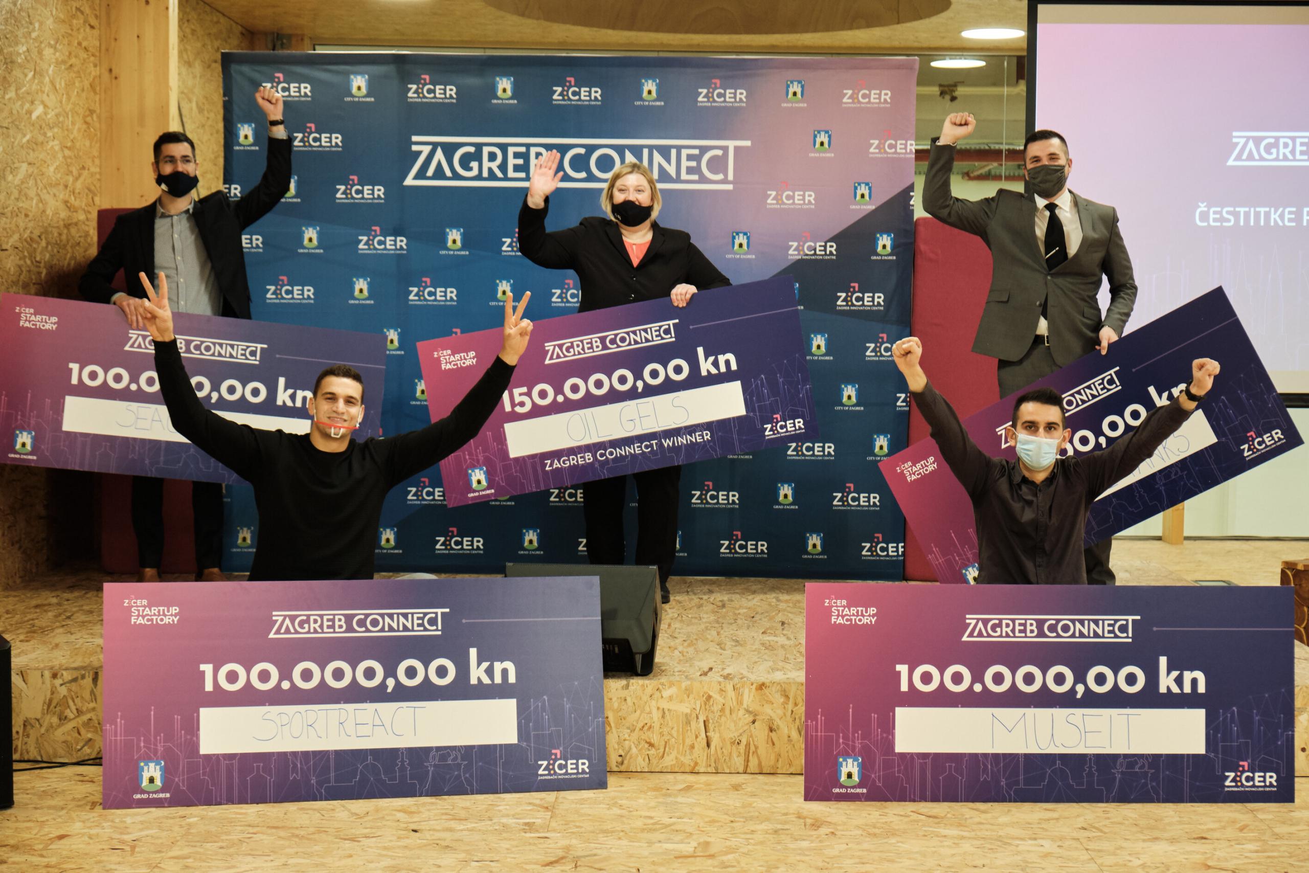 Pobjednici Zicera 2020
